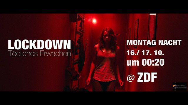 LOCKDOWN 16./17.10., 00:20 @ZDF